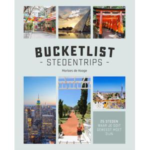 Bucketlist stedentrips - Marloes de Hooge
