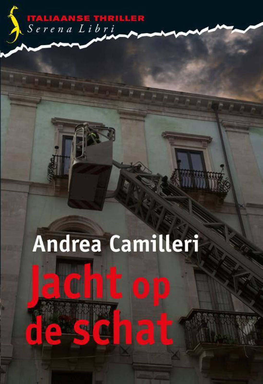 Jacht op de schat - Andrea Camilleri