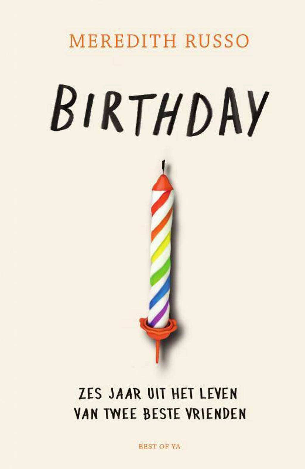 Birthday - Meredith Russo