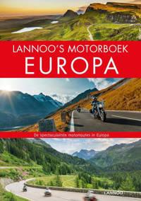 Lannoo's autoboek: Lannoo's Motorboek Europa