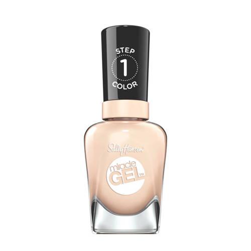 Sally Hansen Miracle Gel Nagellak - 610 Cream of t