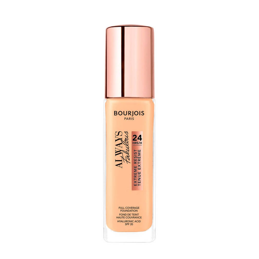 Bourjois Always Fabulous Foundation - 110 Light Vanilla