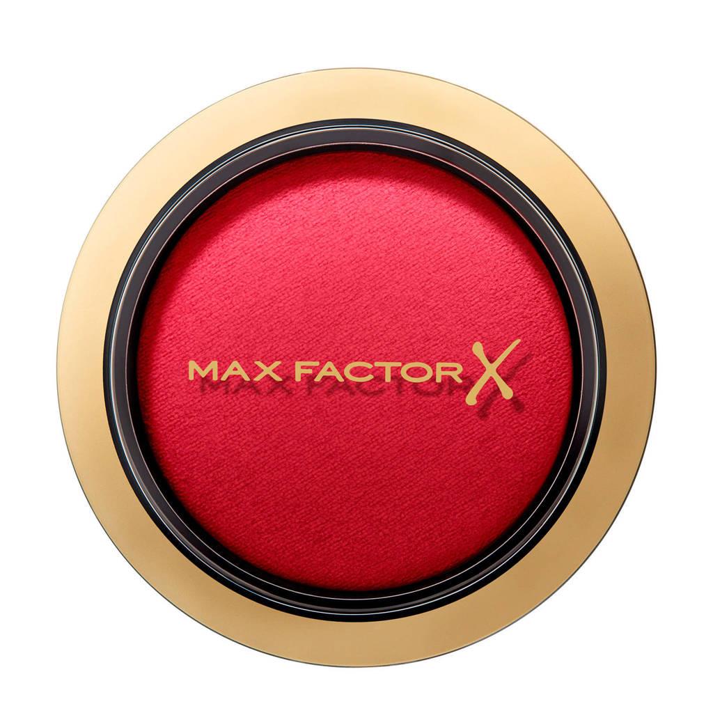 Max Factor Crème Puff Blush Matte - 45 Luscious Plum