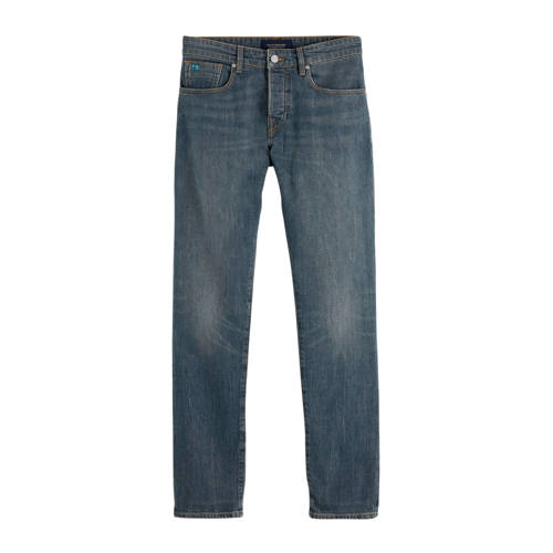 Scotch & Soda Amsterdams Blauw slim fit jeans