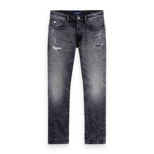 Scotch & Soda Amsterdams Blauw slim fit jeans