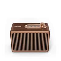 Philips TAVS300/00  bluetooth speaker, Hout