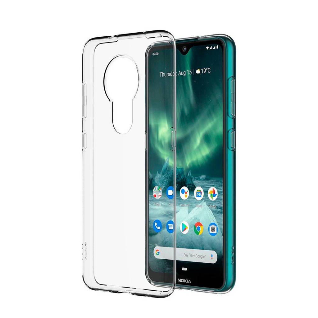 Nokia cover, Transparant