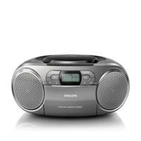 Philips AZB600/12 radio/CD-speler, Grijs