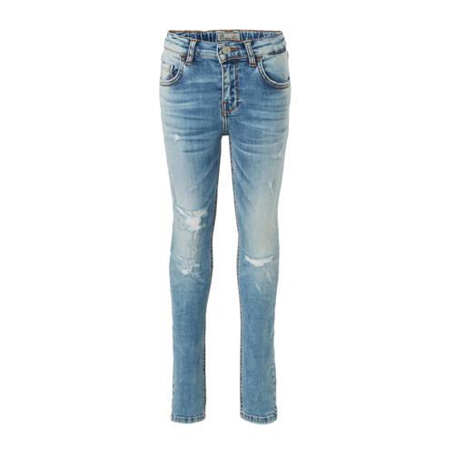LTB skinny jeans Isabella met slijtage neira wash