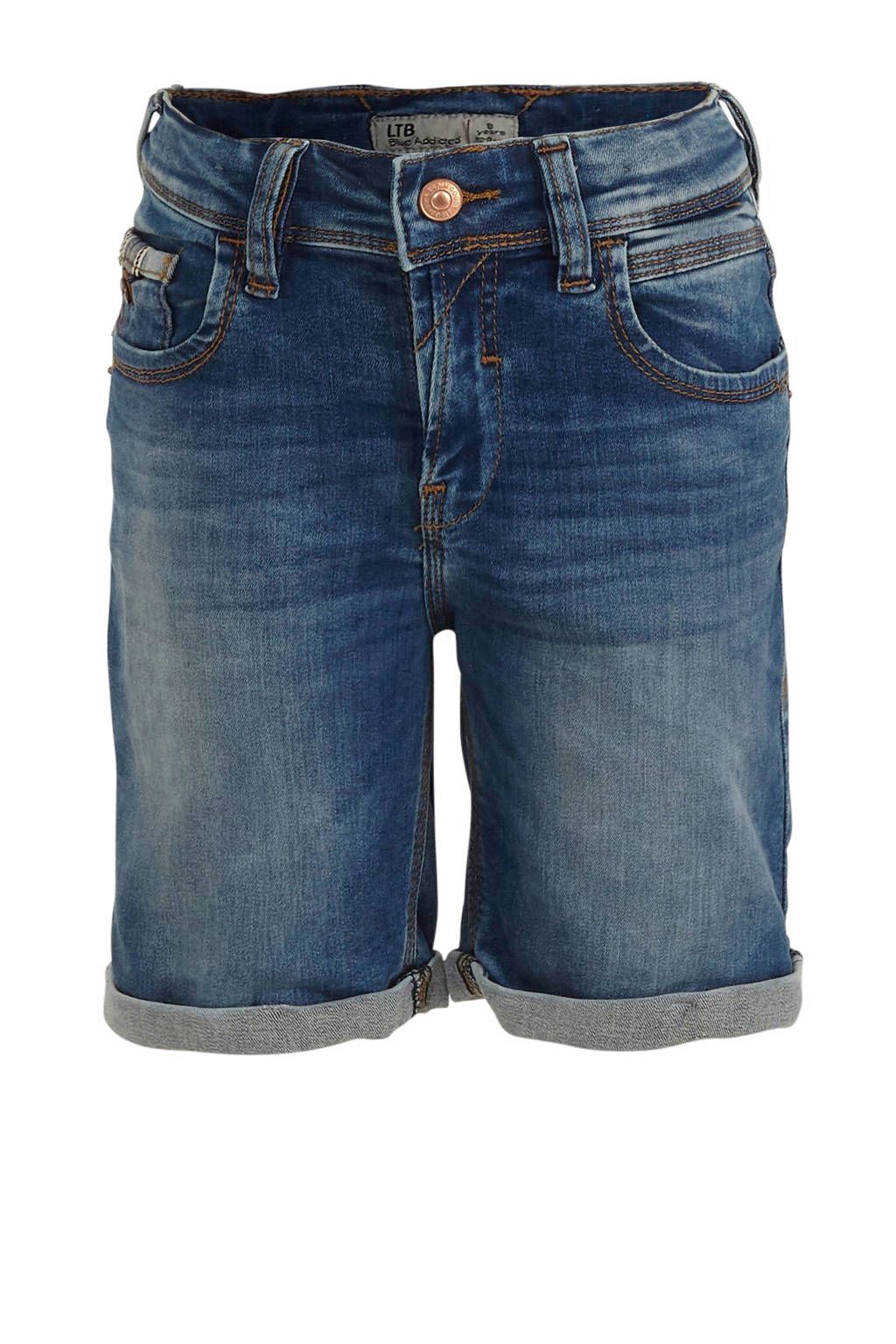 LTB slim fit jeans bermuda Lance ferlito x wash, Ferlito X wash