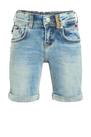 slim fit jeans bermuda Corvin luanda wash