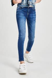 LTB high waist skinny jeans Amy stonewashed, Stonewashed blauw