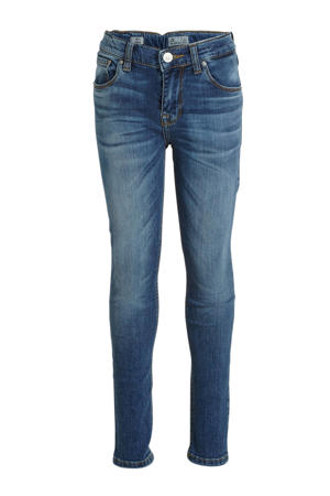 high waist skinny jeans Amy stonewashed