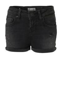 LTB slim fit jeans short Judie met slijtage feal wash, Feal wash