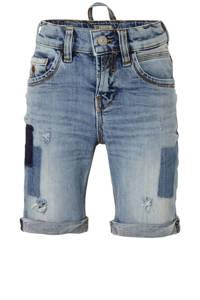 LTB slim fit jeans bermuda Lance met slijtage james wash, James wash