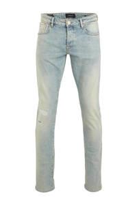 Scotch & Soda slim fit jeans Ralston blauw, Blauw