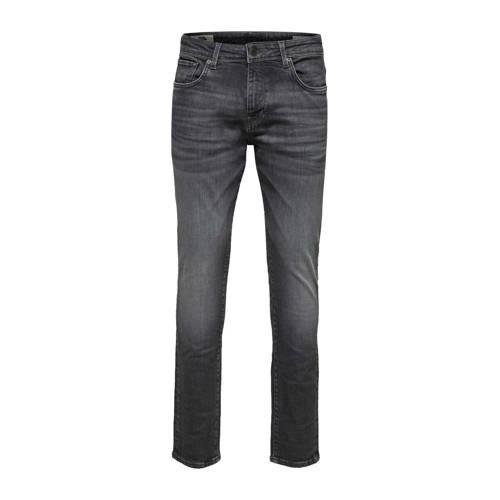 SELECTED HOMME slim fit jeans grey denim