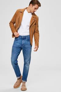 SELECTED HOMME slim fit jeans light blue denim, Light blue denim