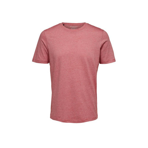 SELECTED HOMME T-shirt rood