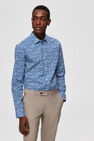regular fit overhemd turquoise