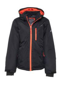 Scapino Mountain Peak kids jas zwart/oranje, Zwart/oranje