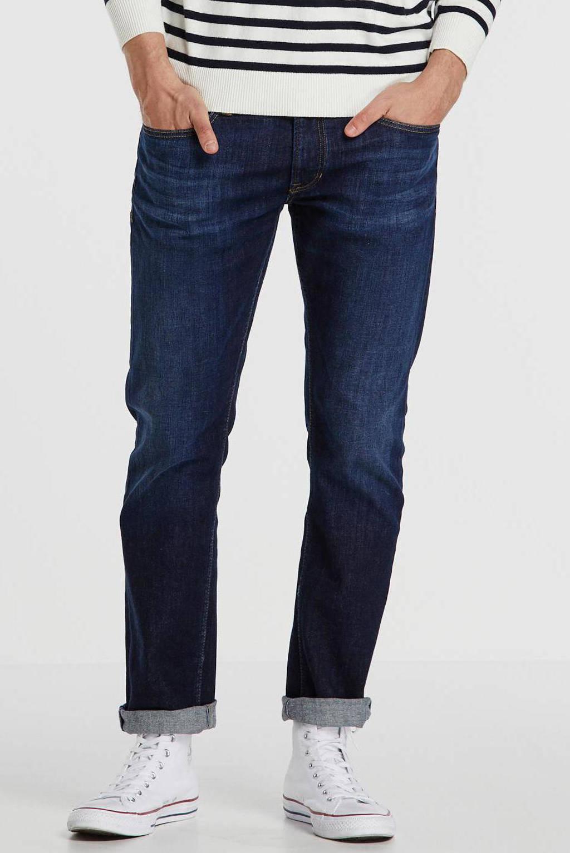 Kings of Indigo straight fit jeans Ryan dark used, Dark used