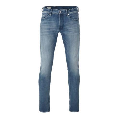 Kings of Indigo slim fit jeans Charles myle worn
