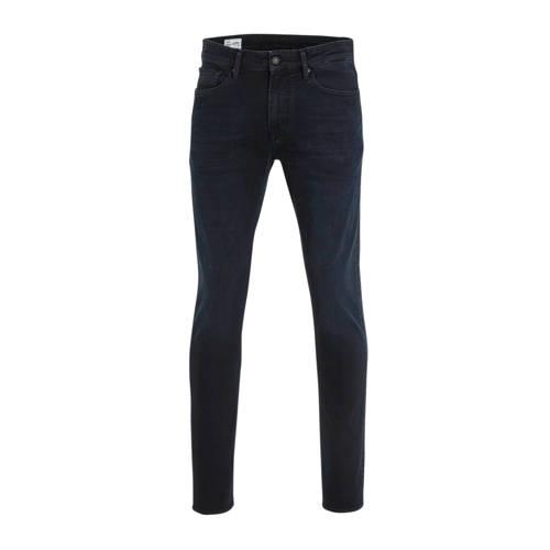 Kings of Indigo slim fit jeans John blue black wor