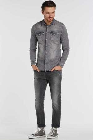 slim fit jeans John grey used