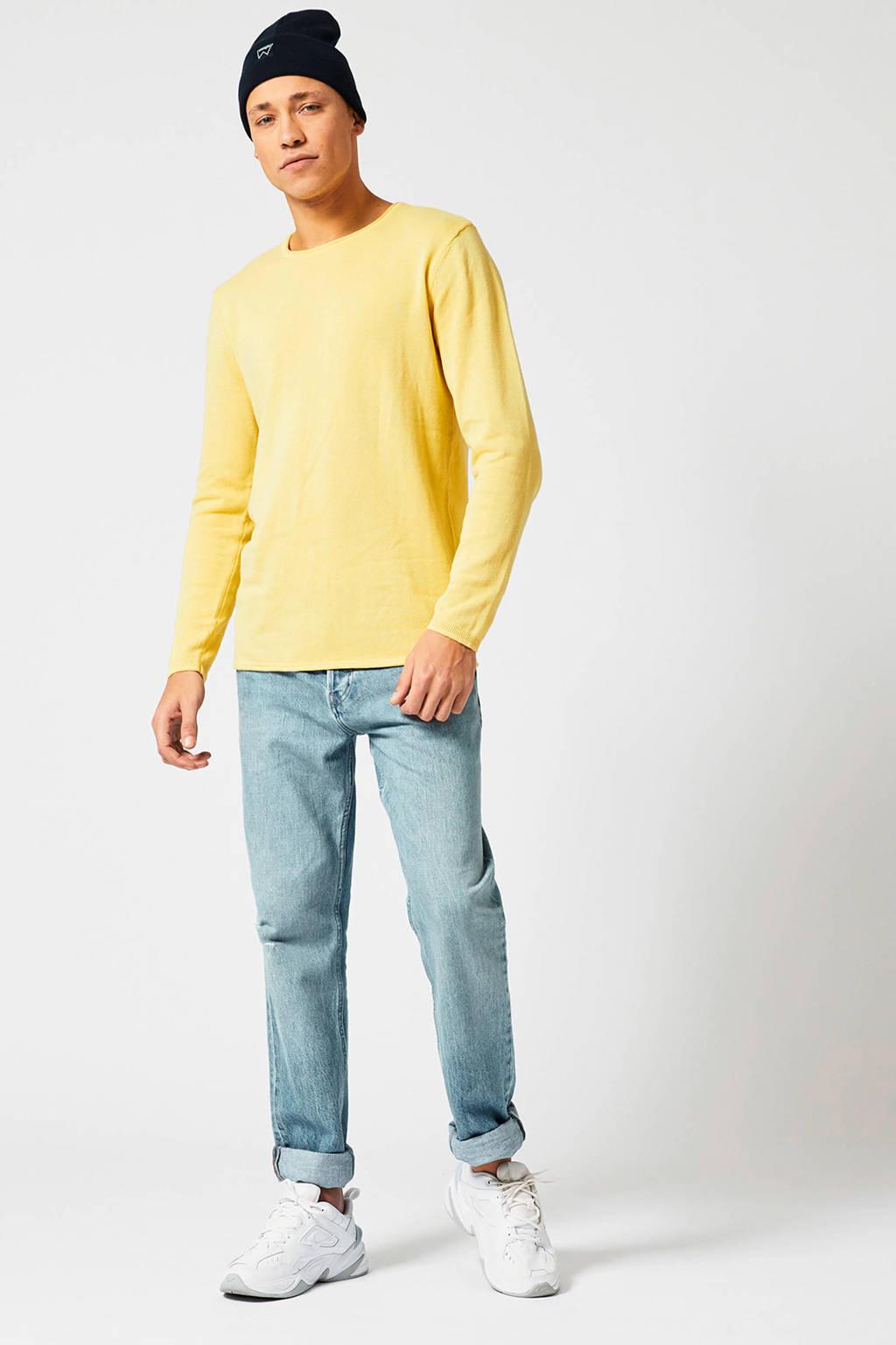 America Today sweater citrus, Citrus