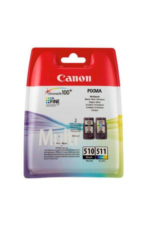 PG-510/CL-511 multipack inktcartridge