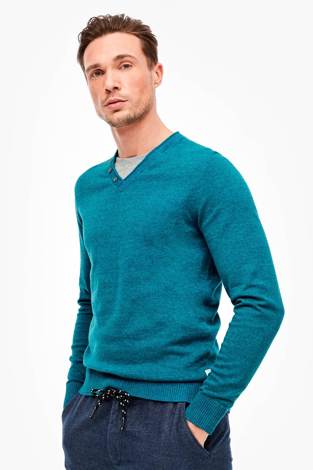 s.Oliver trui blauw, Blauw