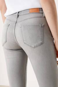 s.Oliver regular waist slim fit jeans grijs, Grijs