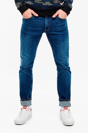 slim fit jeans petrol