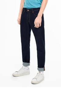 Q/S designed by regular fit jeans dark denim, Dark denim