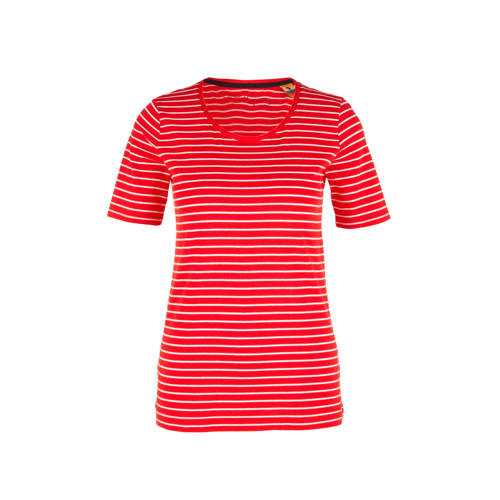 s.Oliver gestreept T-shirt rood/wit