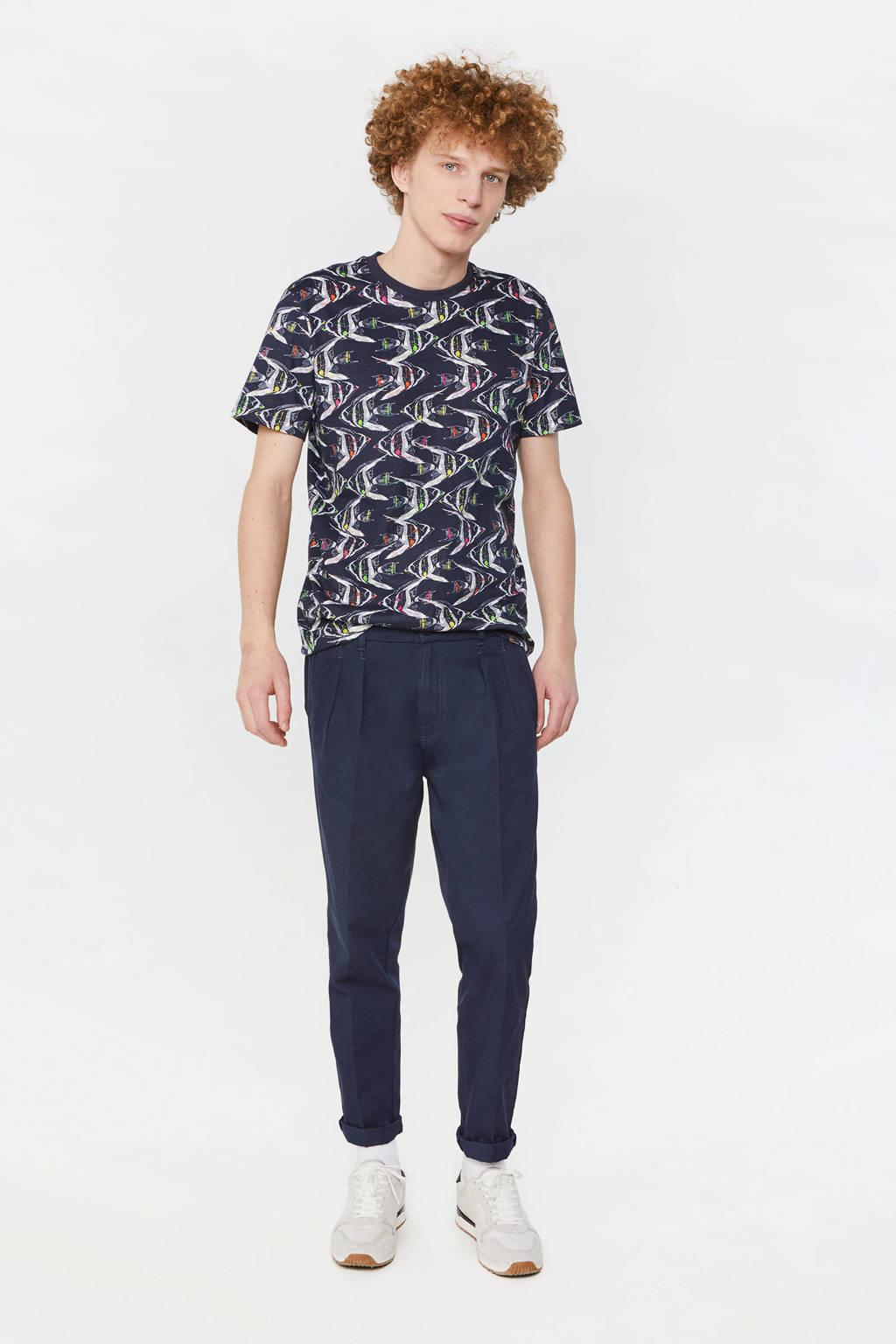 WE Fashion T-shirt royal navy, Royal Navy