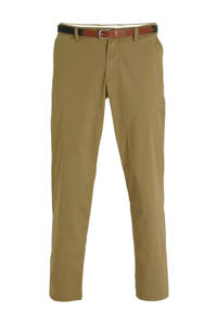 Selected Homme +Fit slim fit chino camel, Camel