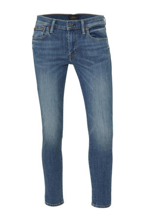 cropped skinny jeans Tompkins blauw