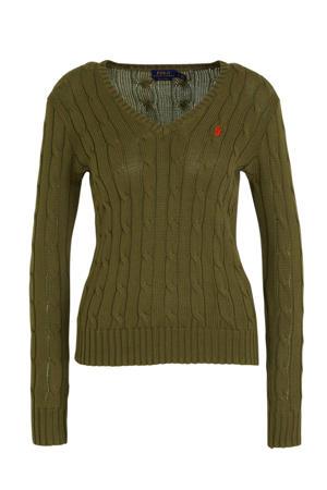 gebreide trui Kimberly groen
