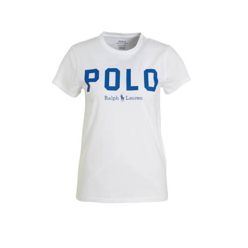 POLO Ralph Lauren T-shirt met logo wit