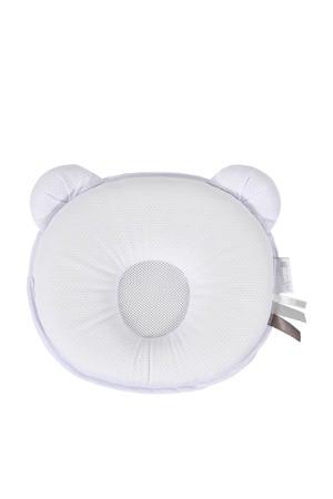 ergonomisch hoofdkussentje petit panda air+ wit