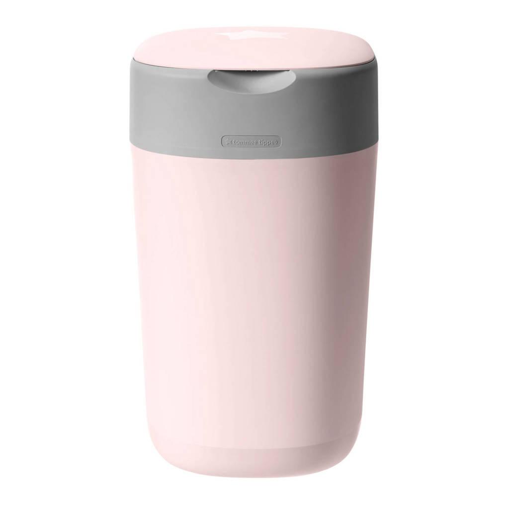 Tommee Tippee Twist & Click luieremmer roze, Roze