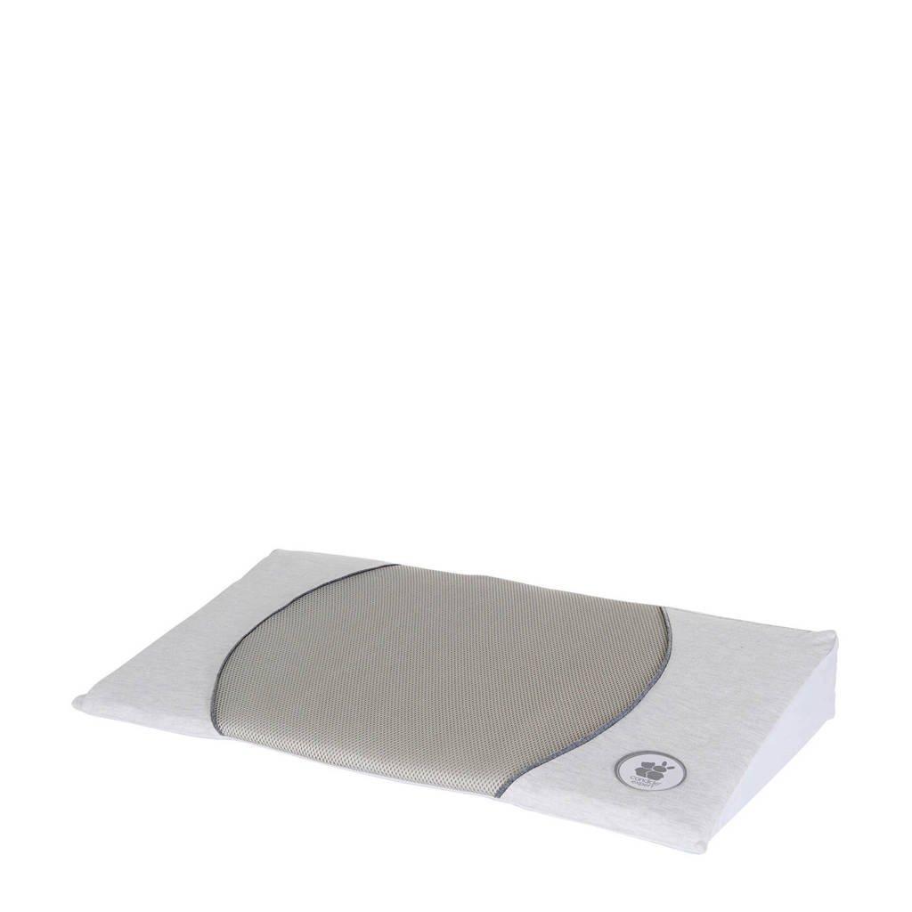 Candide Air+ matrasverhoger, Wit/grijs