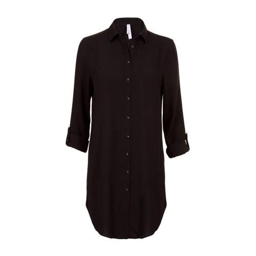 Miss Etam Regulier blouse zwart