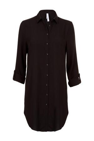 Regulier blouse zwart