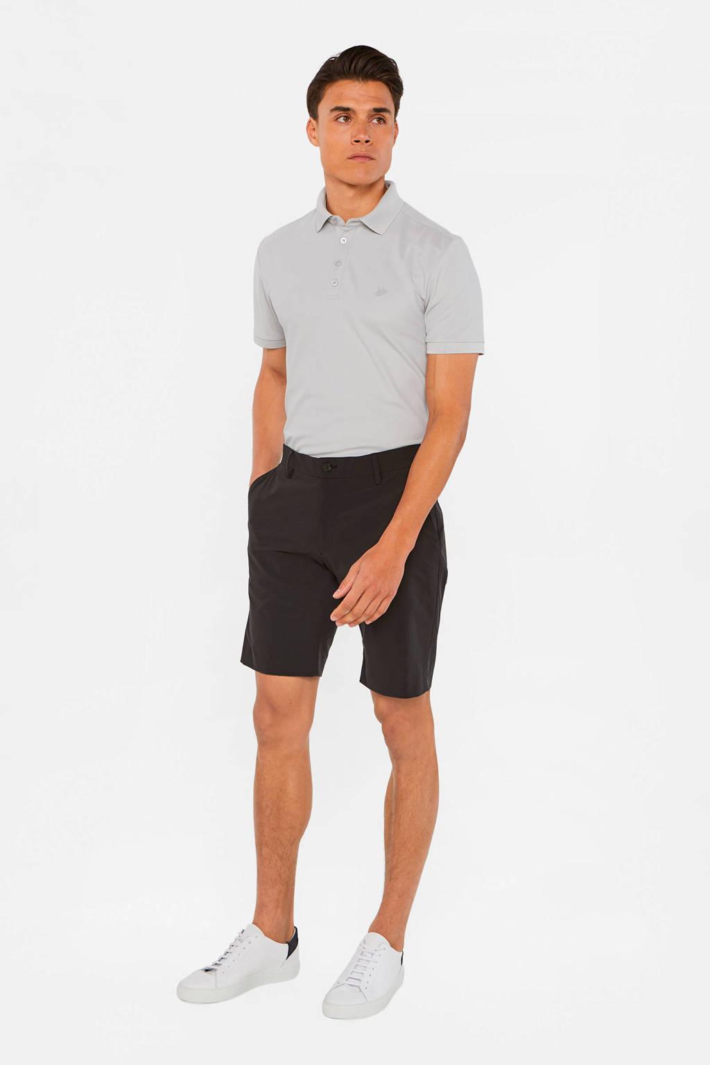 WE Fashion regular fit bermuda black uni, Black Uni