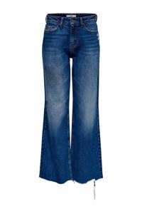JACQUELINE DE YONG wide leg jeans, Blauw