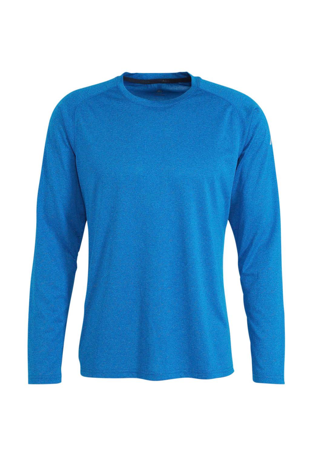 Rukka   hardloopshirt blauw, Blauw