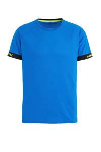 Rukka   hardloopshirt Maarniemi blauw, Blauw